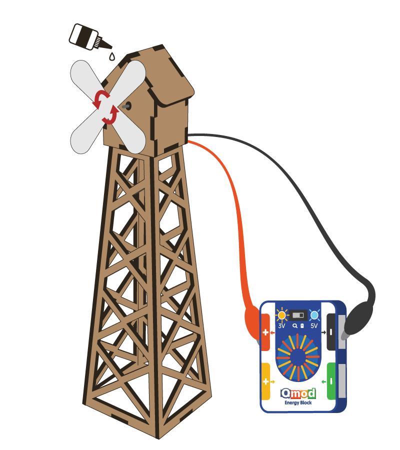 Lasercut - Mill V1 - Setup 3