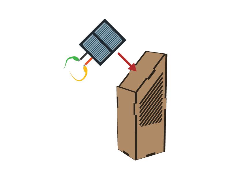 Lasercut - Tower 1 V1 - Setup 4