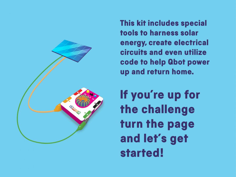 Solar circuit kit
