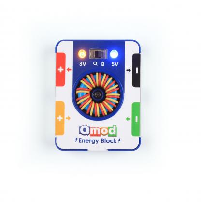 Qmod Energy Block